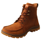 "Men's Work 6"" Oblique Toe Boot - MFSW001"