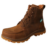 "Men's Work 6"" Oblique Nano Toe Boot - WP - MFSWNW1"
