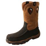 """Men's Work 11"""" Nano Toe Pull On Hiker Boot - MHKBN01"""
