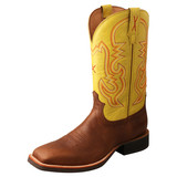 "Men's 12"" Ruff Stock Boot - MRS0067"
