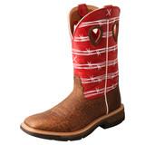"""Men's 12"""" Western Work Boot - MXB0008"""