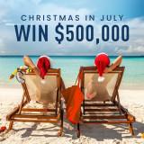 Win $500,000 Cash!