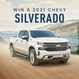 Win a 2021 Chevy Silverado