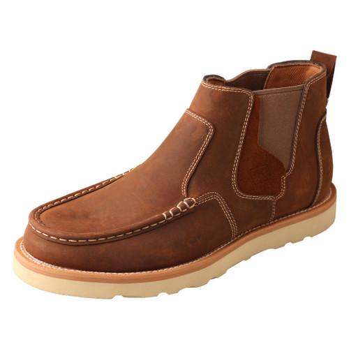 "Men's 4"" Chelsea Wedge Sole Boot - MCA0013 image 1"