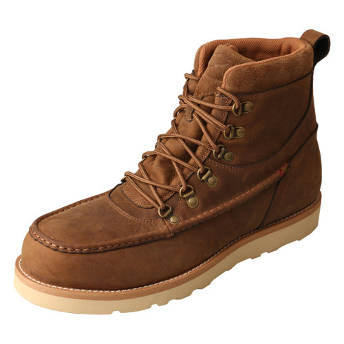 "Men's 6"" Work Wedge Sole Boot - MCAAW01 image 1"
