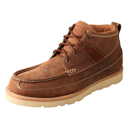 "Men's 4"" Work Wedge Sole Boot - MCAS001 image 1"