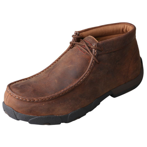 Men's Work Chukka Driving Moc - MDMSM01 image 1