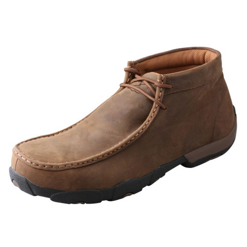 Men's Work Chukka Driving Moc - MDMST01 image 1