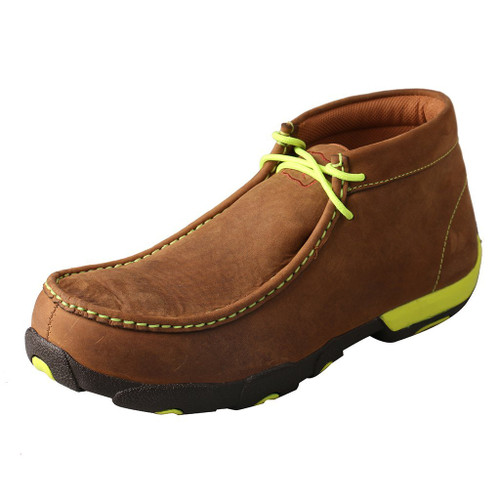 Men's Work Chukka Driving Moc - MDMST02 image 1