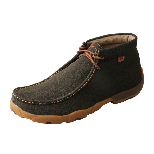 Men's Work Chukka Driving Moc - MDMST03 image 1