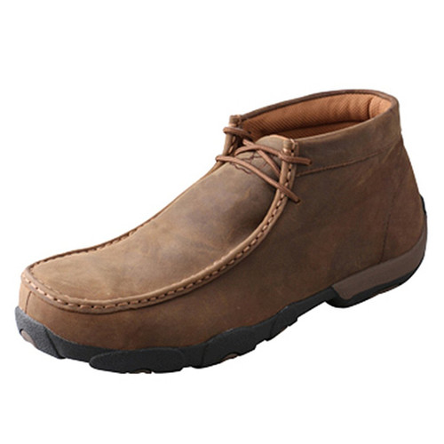 Men's Work Chukka Driving Moc - MDMW001 image 1
