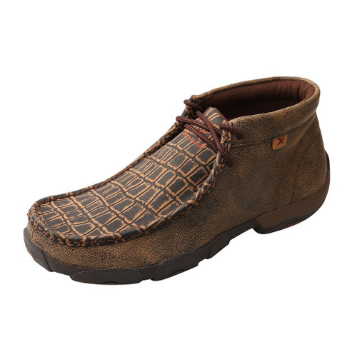 Men's Work Chukka Driving Moc - MDMAL02 image 1
