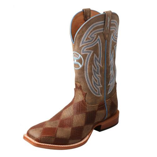"""Men's 12"""" Hooey Boot - MHY0024 image 1"""