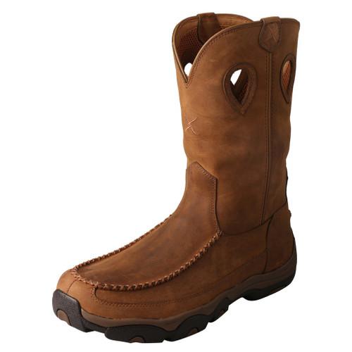 "Men's 11"" Pull On Hiker Boot - MHKB002 image 1"
