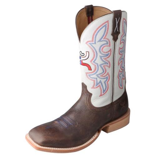 """Men's 12"""" Hooey Boot - MHY0011 image 1"""