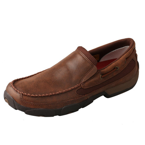 Men's Slip-On Driving Moc - MDMS009 image 1