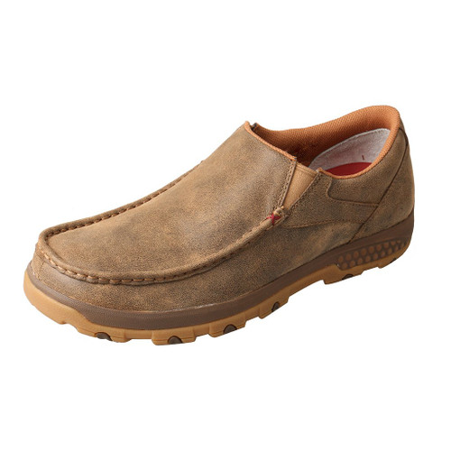 Men's Slip-On Driving Moc - MXC0003 image 1
