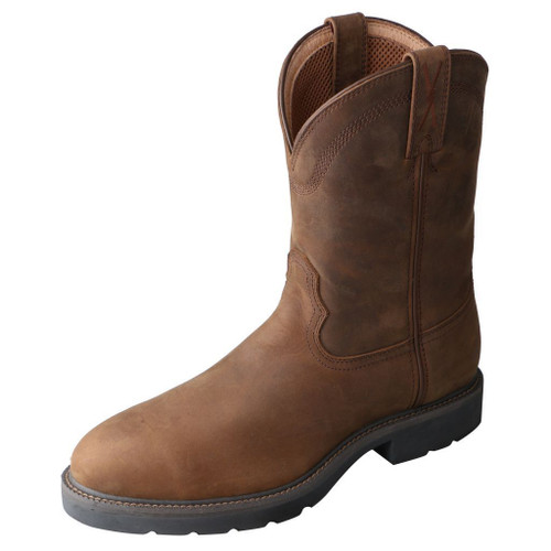 "Men's 10"" Western Work Boot - MWP0001 image 1"