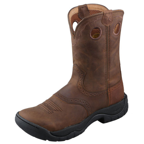 "Women's 9"" All Around Work Boot - WAB0001 image 1"