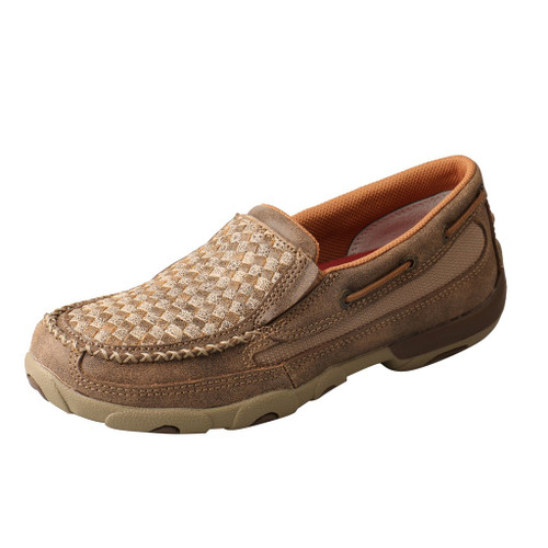 Women's Slip-On Driving Moc - WDMS017 image 1
