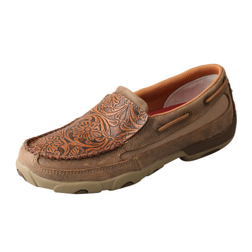 Women's Slip-On Driving Moc - WDMS018 image 1