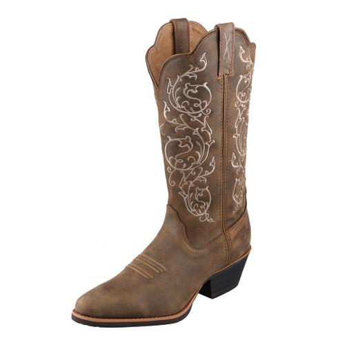 "Women's 12"" Western Boot - WWT0025 image 1"