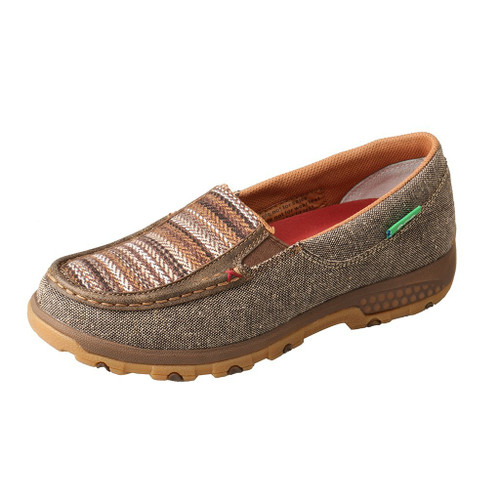 Women's Slip-On Driving Moc - WXC0006 image 1