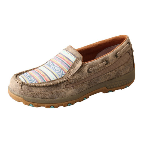 Women's Slip-On Driving Moc - WXC0008 image 1