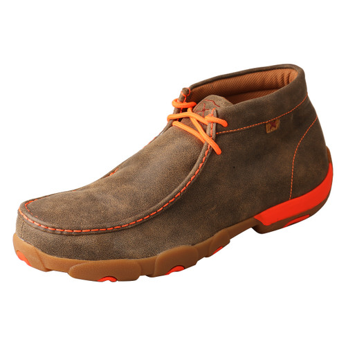 Men's Chukka Driving Moc - MDMST04