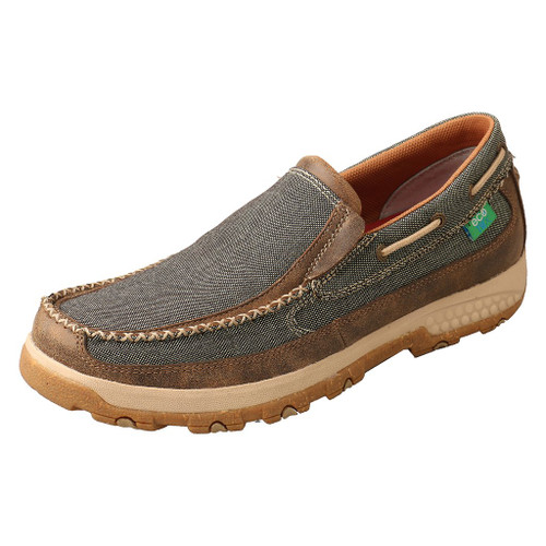 Men's Slip-On Driving Moc - MXC0007 image 1
