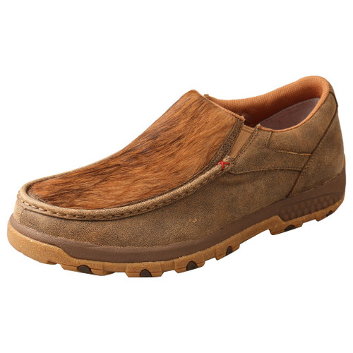 Men's Slip-On Driving Moc - MXC0009 image 1