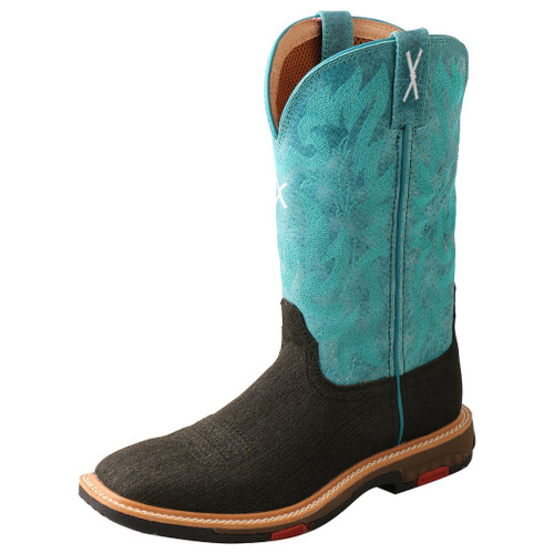 "Women's 11"" Western Work Boot - WXB0001 image 1"