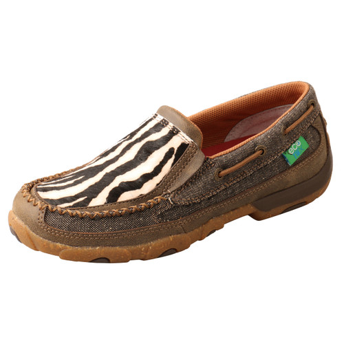 Women's Slip-On Driving Moc - WDMS023