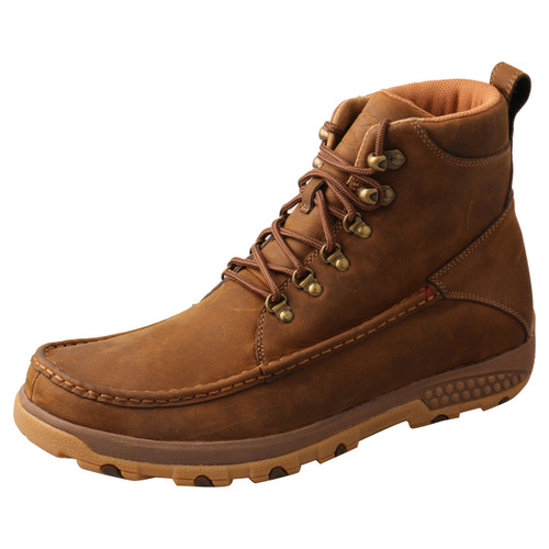 "Men's 6"" Driving Moc Hiker - MXC0011"