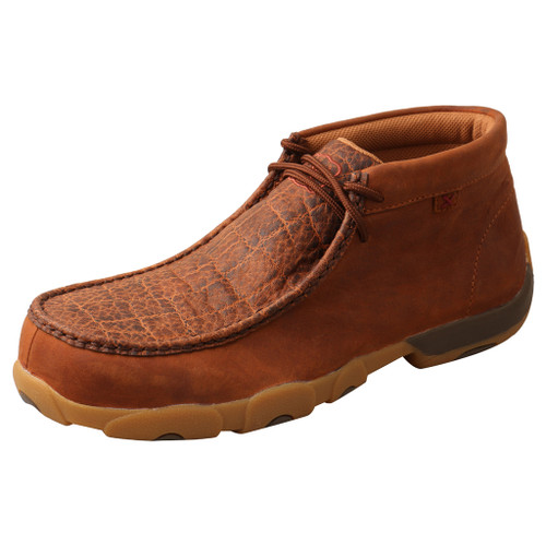 Men's Work Chukka Driving Moc - MDMNT01