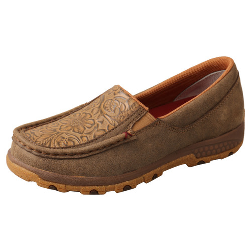 Women's Slip-On Driving Moc - WXC0013