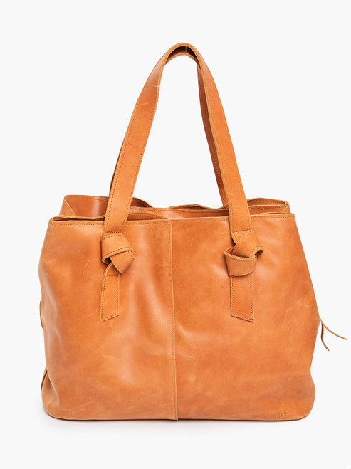 Rachel Utility Bag - Cognac