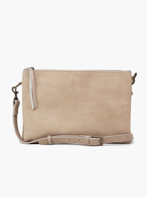 Martha Crossbody - Fog