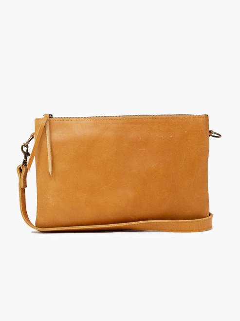 Martha Crossbody - Cognac