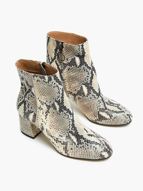 Celina Ankle Boot - Snake