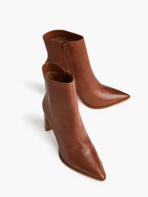 Amber Boot - Caramel