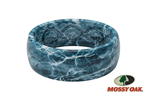 Spindrift Mossy Oak Camo Silicone Rings