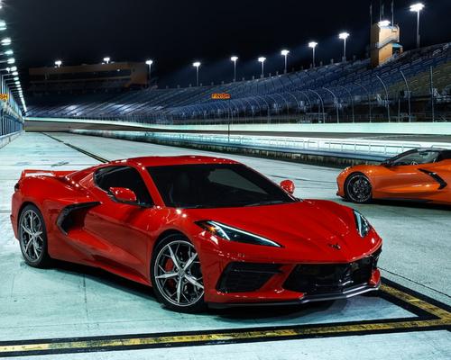 2021 Chevrolet® Corvette Stingray w/3LT 2dr Coupe or $100,000 Cash