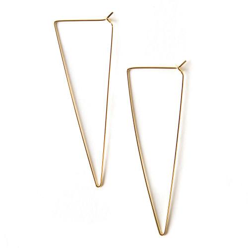 Stevie Earrings - Gold