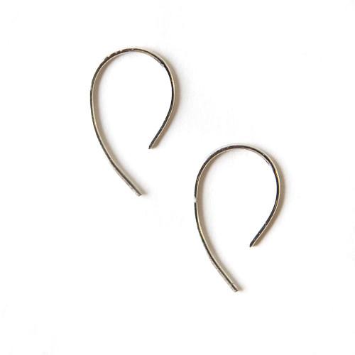Ollie Earrings - Silver