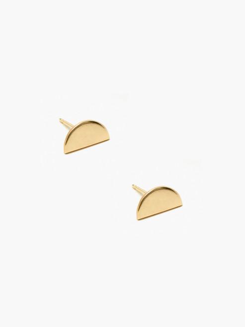 Luna Studs - Gold