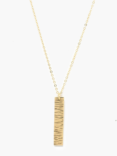 Luxe Citadel Necklace - Gold