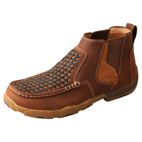 "Men's 4"" Chelsea Driving Moc - MDMG005"