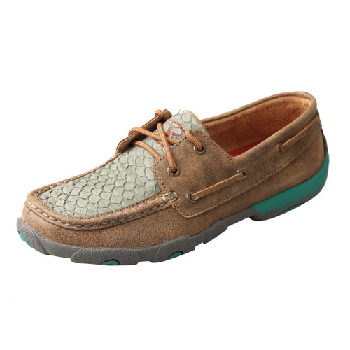 Women's Boat Shoe Driving Moc - WDM0067