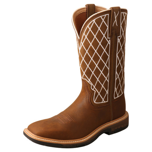 "Women's 11"" Western Work Boot - WXB0002"